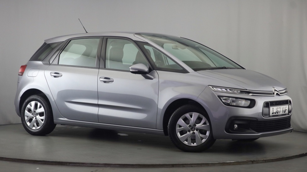 Used Citroen C4 PICASSO MPV 1.6 BlueHDi Touch Edition EAT6 (s/s) 5dr