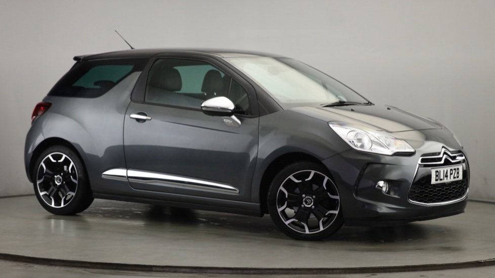 Used Citroen DS 3 Hatchback 1.6 e-HDi Airdream DSport Plus 3dr