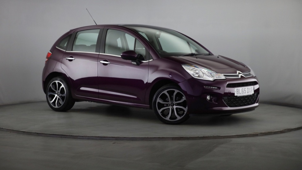 Used Citroen C3 Hatchback 1.2 PureTech Selection 5dr