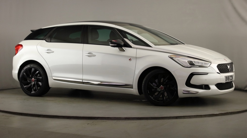 Used DS Automobiles DS 5 Hatchback 2.0 BlueHDi Performance Line EAT6 (s/s) 5dr