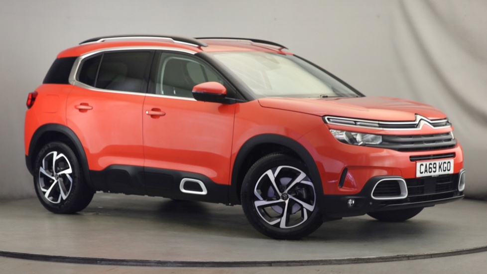 Used Citroen C5 Aircross SUV 1.6 PureTech Flair EAT8 (s/s) 5dr