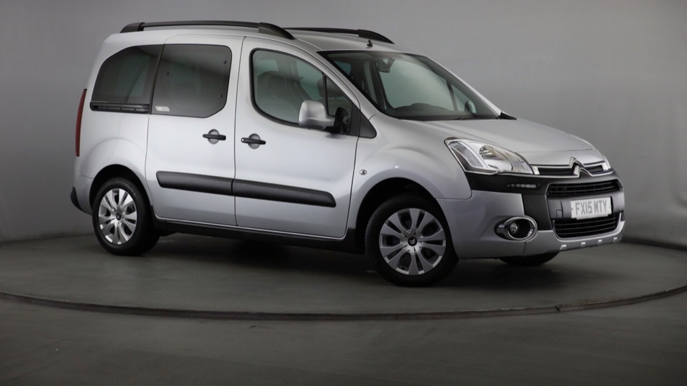 Used Citroen BERLINGO MPV 0