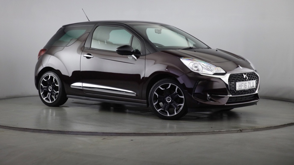 Used DS 3 Hatchback 1.6 BlueHDi Elegance (s/s) 3dr