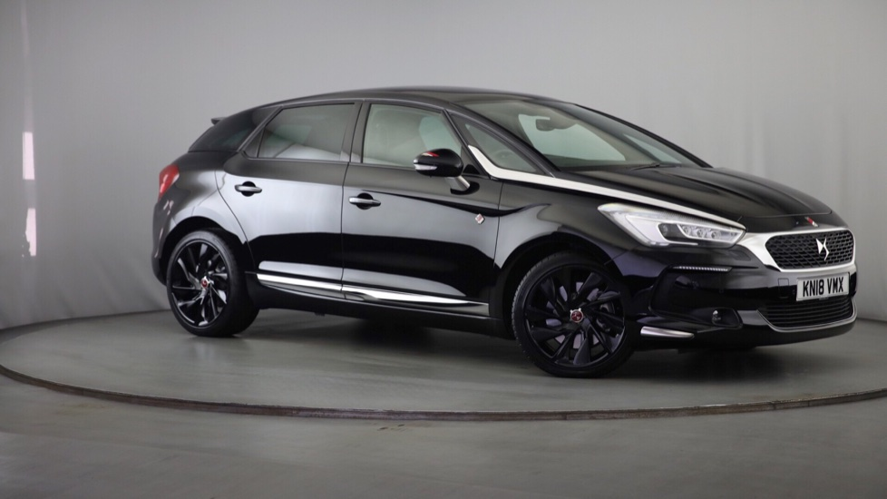 Used DS Automobiles DS 5 Hatchback 2.0 BlueHDi Performance Line EAT6 5dr