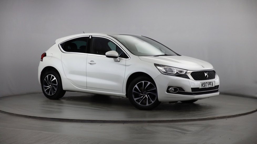 Used DS 4 Hatchback 1.6 BlueHDi Elegance (s/s) 5dr