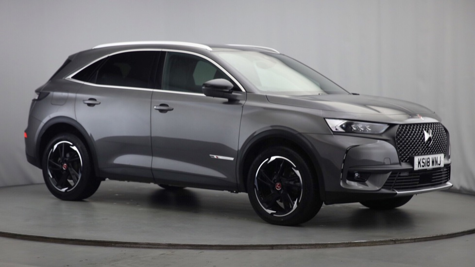 Used DS Automobiles DS 7 CROSSBACK SUV 2.0 BlueHDi Performance Line Crossback EAT8 5dr