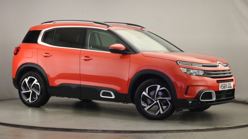 Used Citroen C5 Aircross SUV 1.5 BlueHDi Flair EAT8 (s/s) 5dr