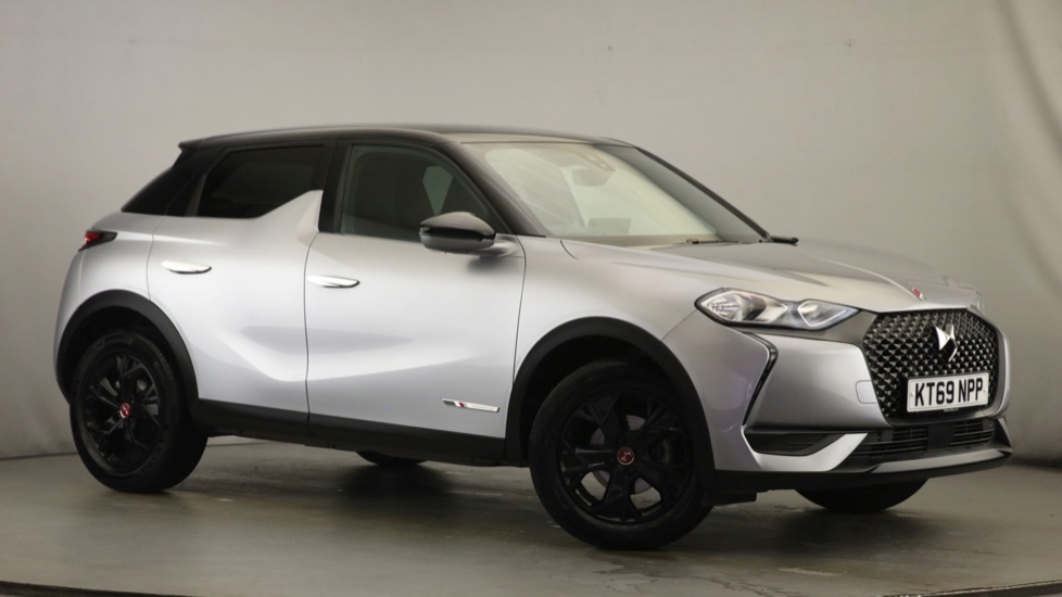 Used DS Automobiles DS 3 CROSSBACK SUV 1.5 BlueHDi Performance Line Crossback (s/s) 5dr
