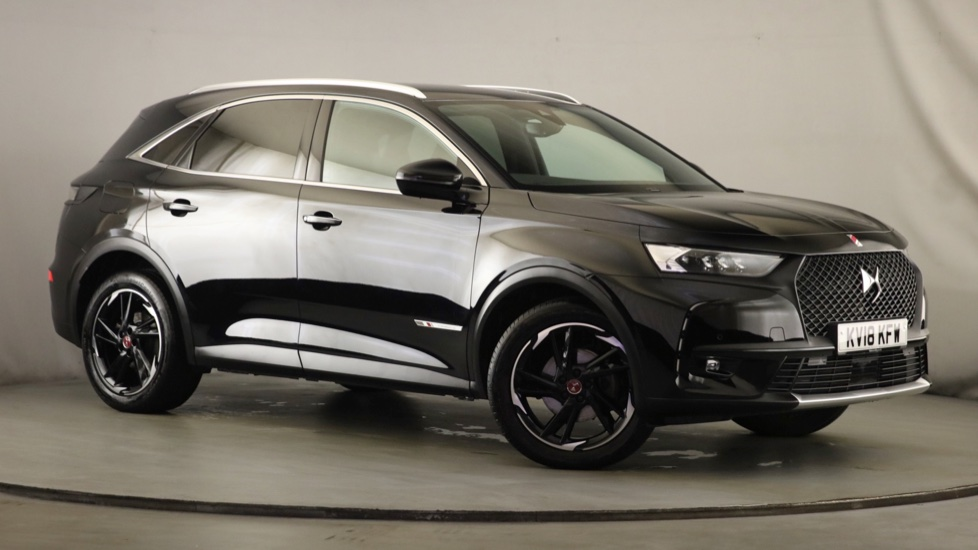 Used DS Automobiles DS 7 CROSSBACK SUV 2.0 BlueHDi Performance Line EAT8 5dr
