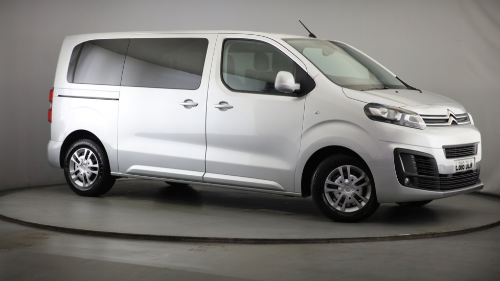 Used Citroen SpaceTourer MPV 1.5 BlueHDi Business M (s/s) 5dr (5 Seat)