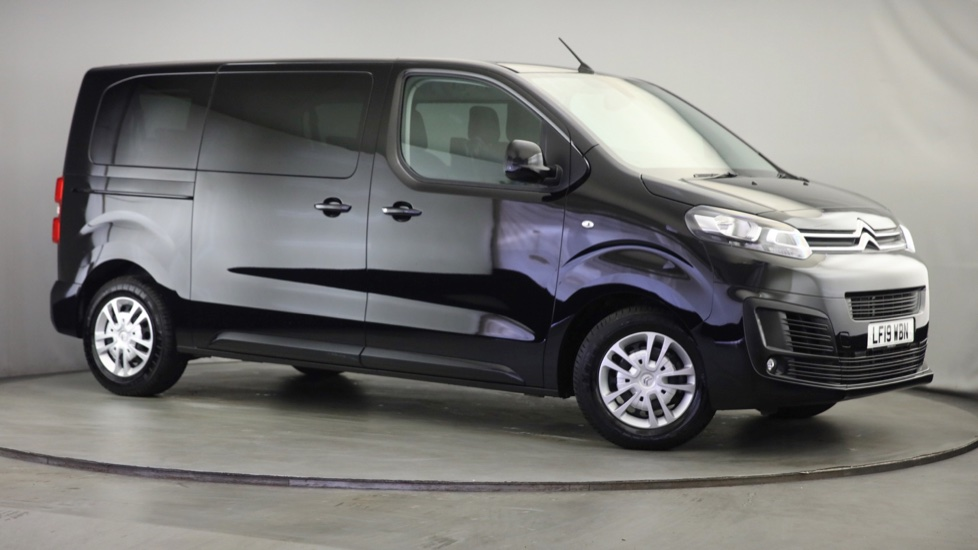 Used Citroen SpaceTourer MPV 1.5 BlueHDi Business M MWB EU6 (s/s) 5dr