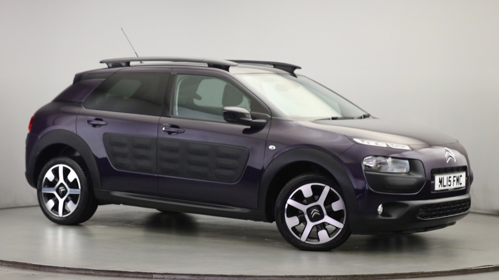 Used Citroen C4 Cactus Hatchback 1.6 e-HDi Flair ETG6 (s/s) 5dr