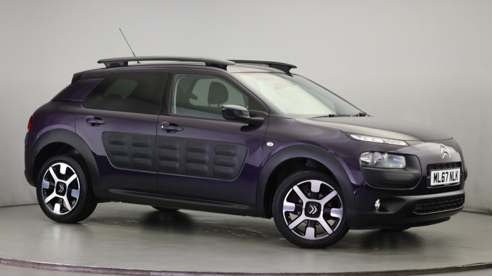 Used Citroen C4 Cactus Hatchback 1.2 PureTech Flair 5dr (EU6)