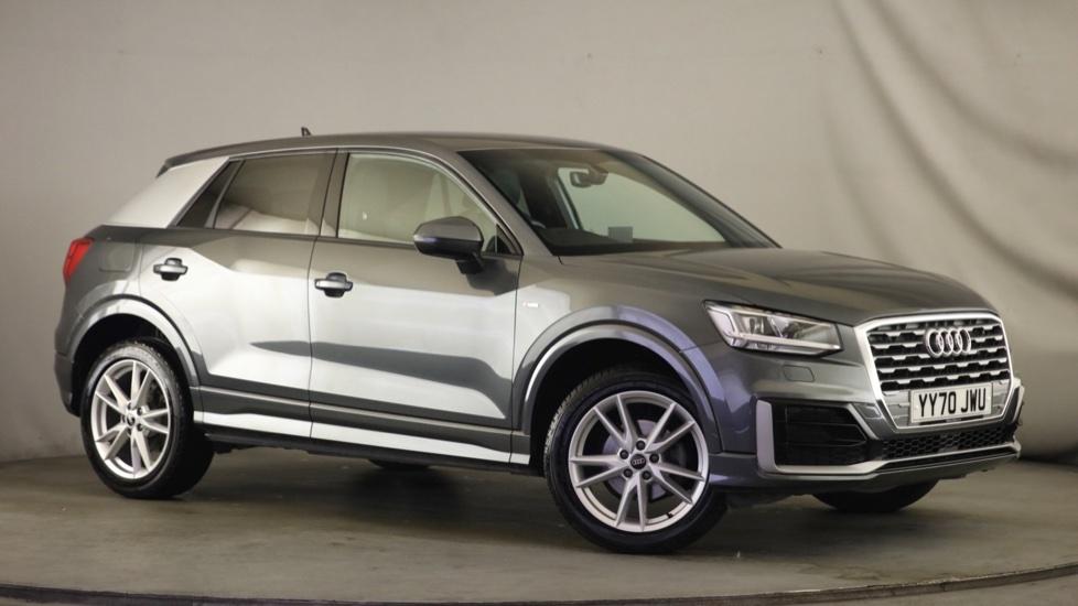 Used Audi Q2 SUV 1.6 TDI 30 S line S Tronic (s/s) 5dr