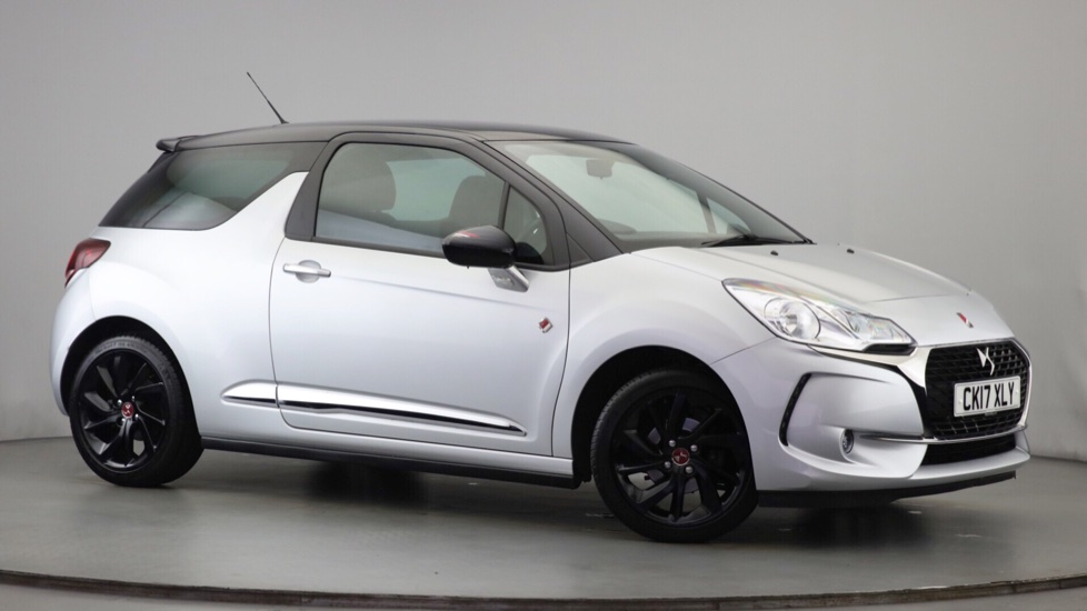 Used DS Automobiles DS 3 Hatchback 1.6 BlueHDi Performance Line (s/s) 3dr