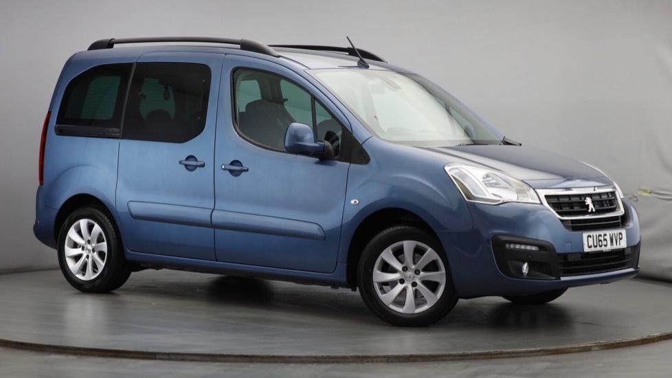 Used Peugeot PARTNER TEPEE MPV 1.6 BlueHDi Allure (s/s) 5dr