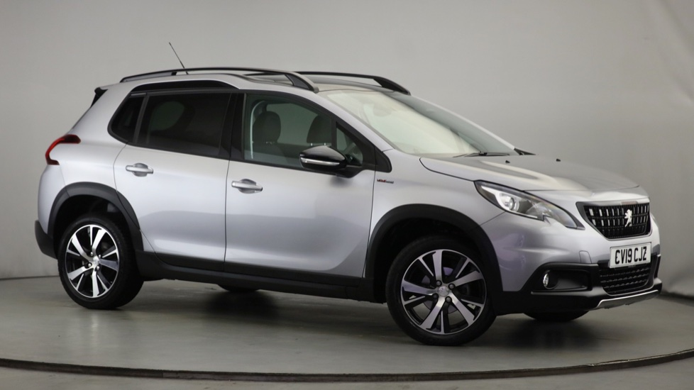 Used Peugeot 2008 SUV 1.5 BlueHDi GT Line (s/s) 5dr