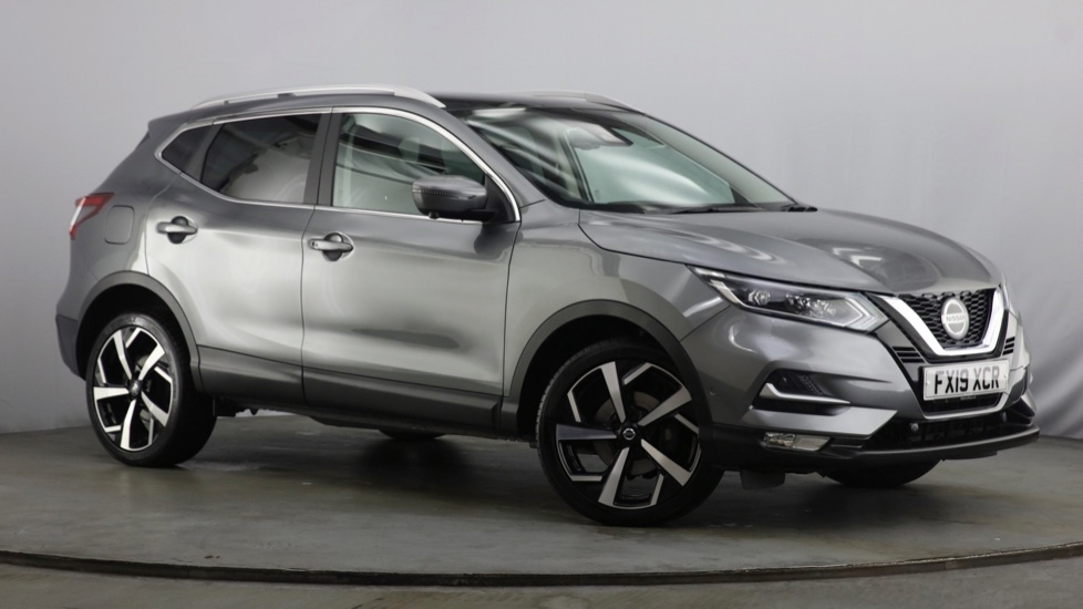 Used Nissan Qashqai SUV 1.3 DIG-T Tekna DCT Auto (s/s) 5dr