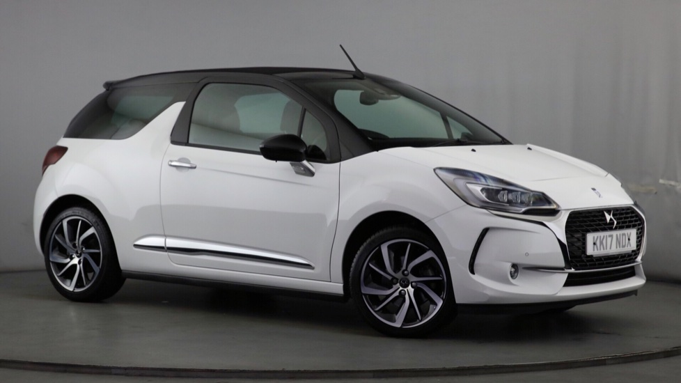 Used DS Automobiles DS 3 CABRIO Convertible 1.6 THP Prestige Cabriolet (s/s) 2dr