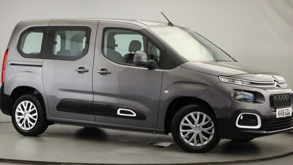 Used Citroen Berlingo MPV 1.2 PureTech Feel (s/s) 5dr M