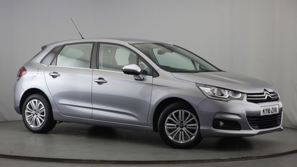 Used Citroen C4 Hatchback 1.6 BlueHDi Flair EAT6 (s/s) 5dr