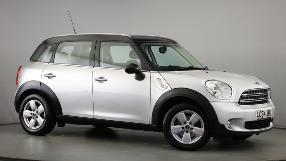 Used Mini Countryman Hatchback 1.6 Cooper 5dr