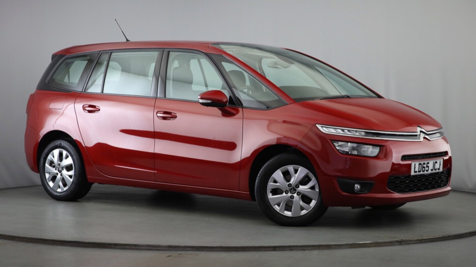 Used Citroen GRAND C4 PICASSO MPV 1.6 BlueHDi VTR+ (s/s) 5dr