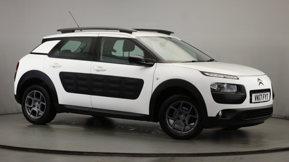 Used Citroen C4 Cactus Hatchback 1.2 PureTech Feel 5dr (EU6)