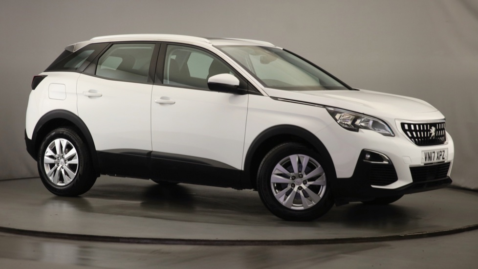 Used Peugeot 3008 SUV SUV 1.2 PureTech Active (s/s) 5dr