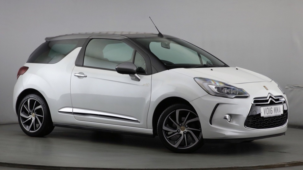 Used DS Automobiles DS 3 CABRIO Convertible 1.2 PureTech 1955 Limited Edition Cabriolet (s/s) 2dr