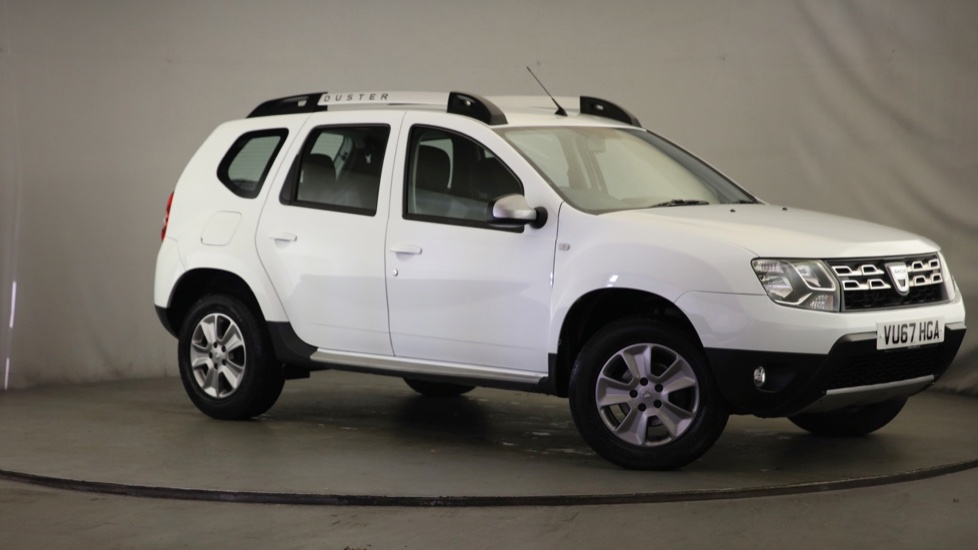 Used Dacia Duster SUV 1.5 dCi Laureate EDC (s/s) 5dr