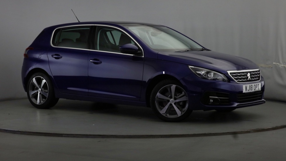 Used Peugeot 308 Hatchback 1.2 PureTech Allure (s/s) 5dr