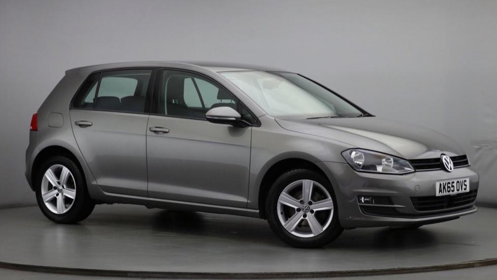 Used Volkswagen GOLF Hatchback 1.6 TDI BlueMotion Tech Match (s/s) 5dr
