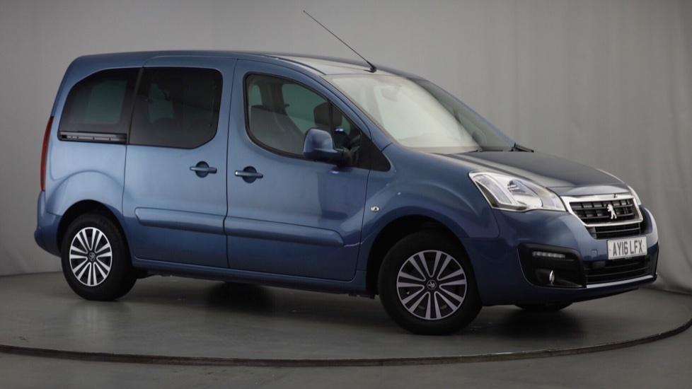 Used Peugeot PARTNER TEPEE MPV 1.6 BlueHDi Active ETG (s/s) 5dr