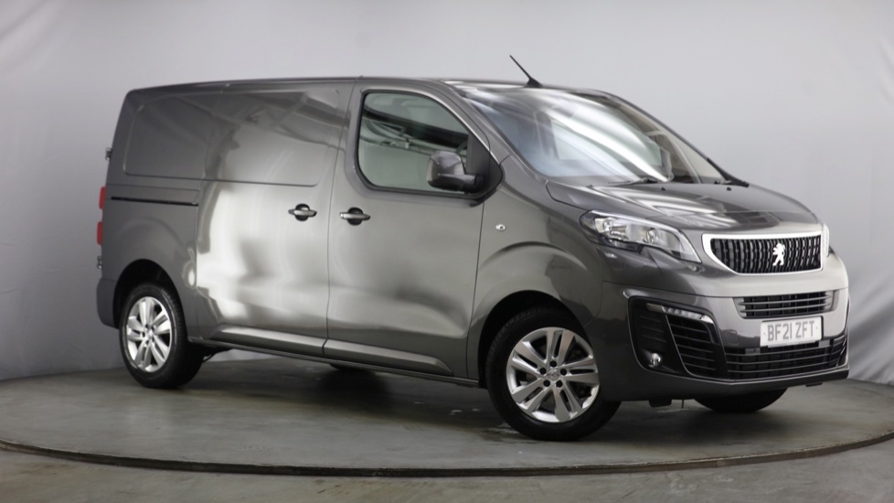 Used Peugeot Expert Panel Van 2.0 BlueHDi 1400 Asphalt Standard Panel Van MWB EU6 (s/s) 6dr