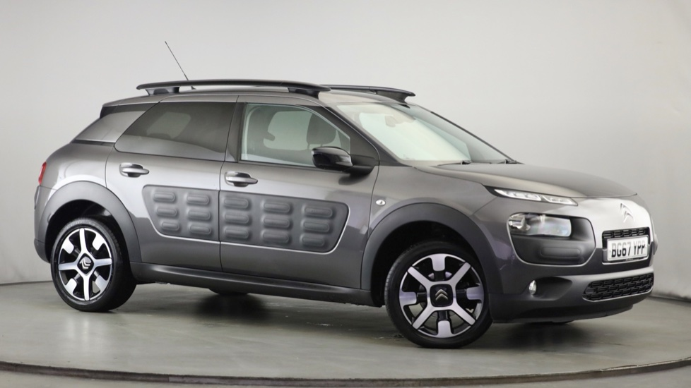 Used Citroen C4 Cactus Hatchback 1.6 BlueHDi Flair 5dr
