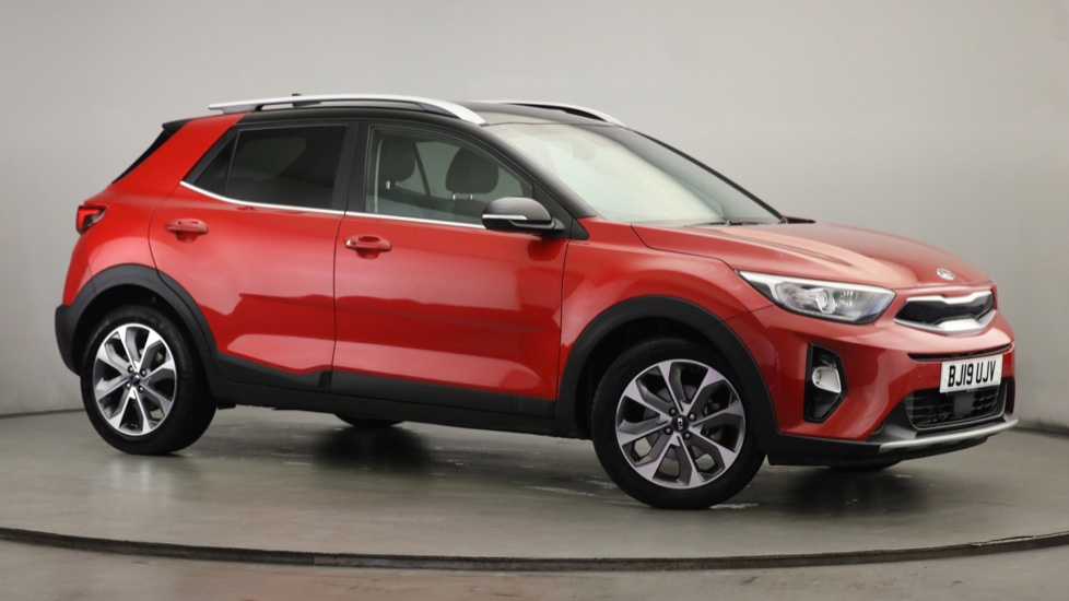 Used Kia Stonic SUV 1.0 T-GDi 4 (s/s) 5dr