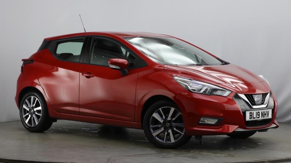Used Nissan Micra Hatchback 1.0 IG Acenta Limited Edition 5dr
