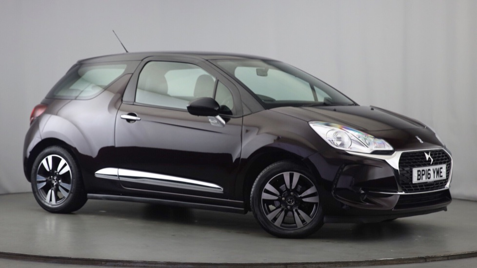 Used DS Automobiles DS 3 Hatchback 1.2 PureTech Chic 3dr