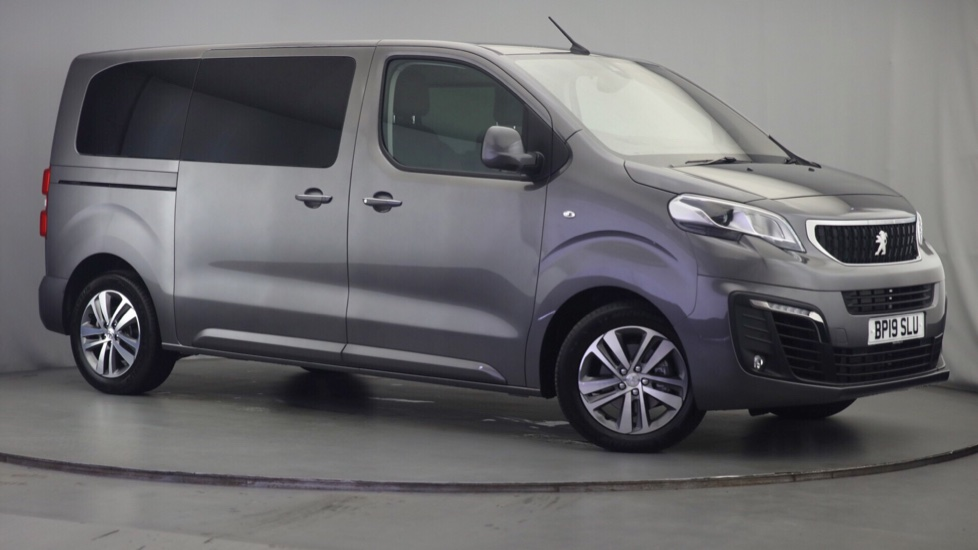 Used Peugeot TRAVELLER MPV 2.0 BlueHDi Allure (s/s) 5dr (Standard, 8 seats)