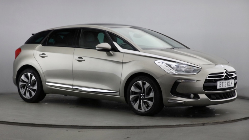 Used Citroen DS5 Hatchback 2.0 HDi DStyle 5dr