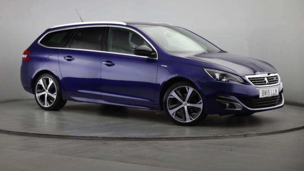 Used Peugeot 308 SW Estate 1.6 BlueHDi GT Line (s/s) 5dr