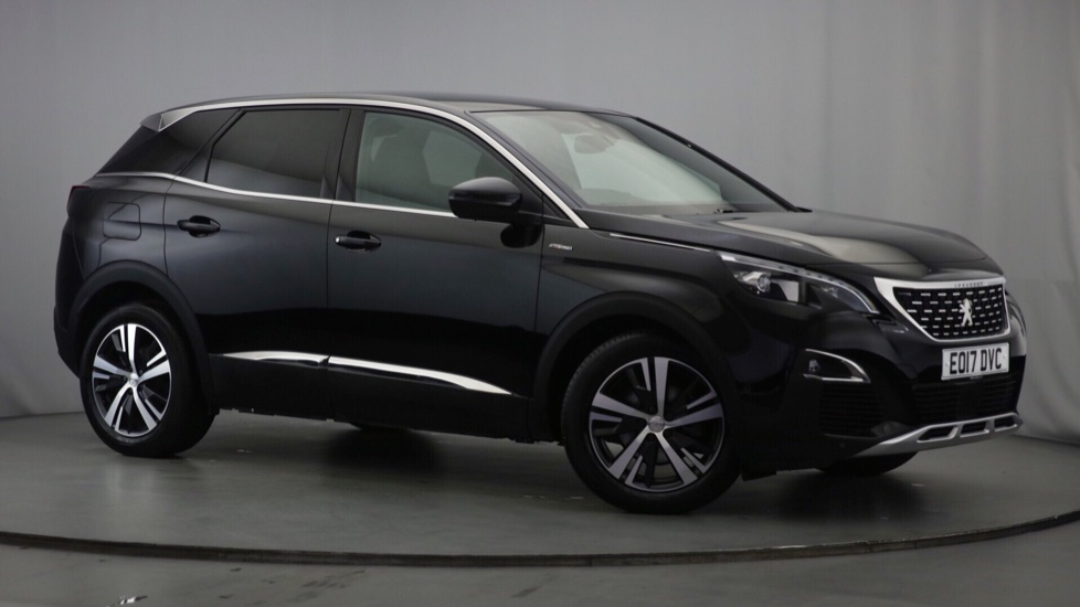 Used Peugeot 3008 SUV SUV 2.0 BlueHDi GT Line (s/s) 5dr