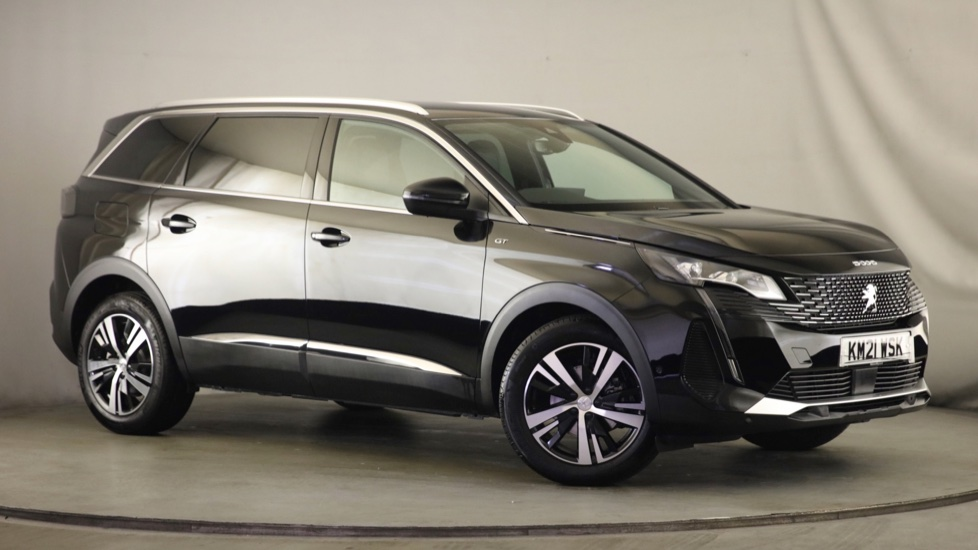 Used Peugeot 5008 SUV 1.5 BlueHDi GT EAT (s/s) 5dr