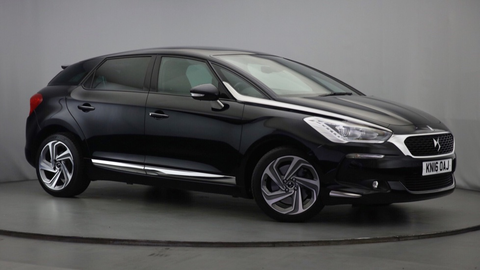 Used DS Automobiles DS 5 Hatchback 2.0 BlueHDi Elegance EAT6 5dr