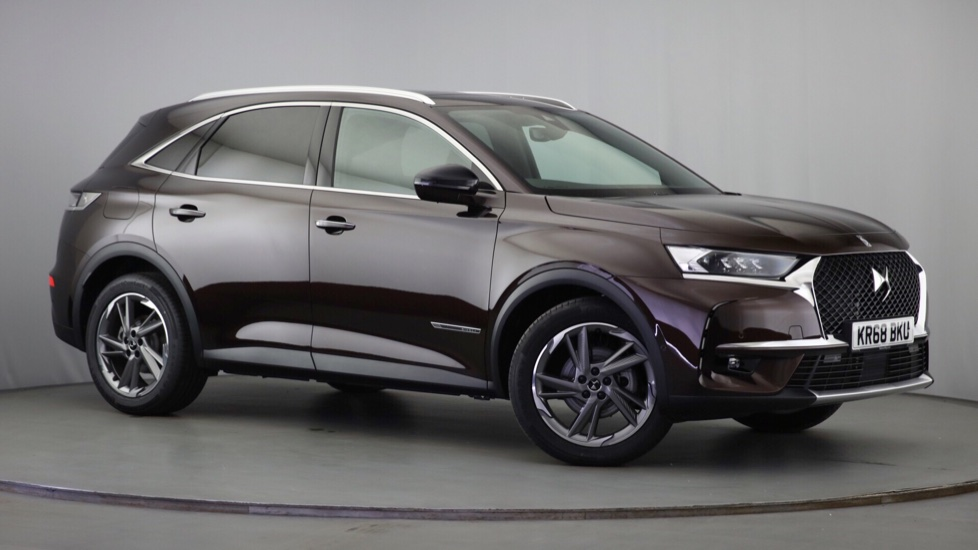 Used DS Automobiles DS 7 CROSSBACK SUV 1.5 BlueHDi Prestige 5dr