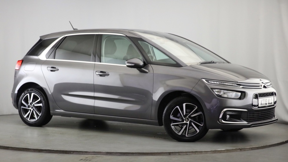 Used Citroen C4 SPACETOURER MPV 1.6 BlueHDi Flair (s/s) 5dr