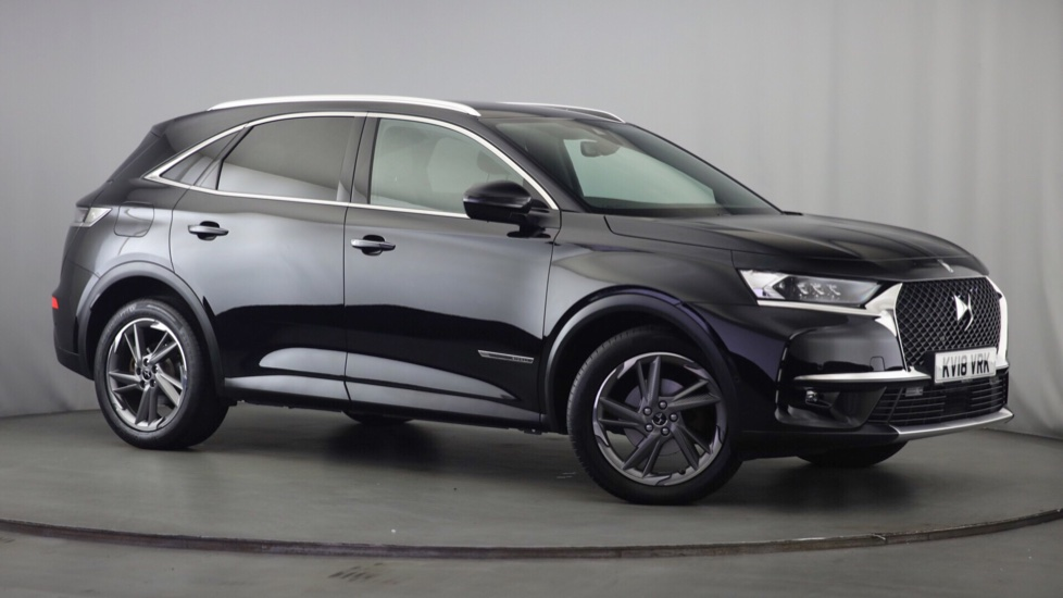Used DS Automobiles DS 7 CROSSBACK SUV 2.0 BlueHDi Prestige Crossback EAT8 (s/s) 5dr