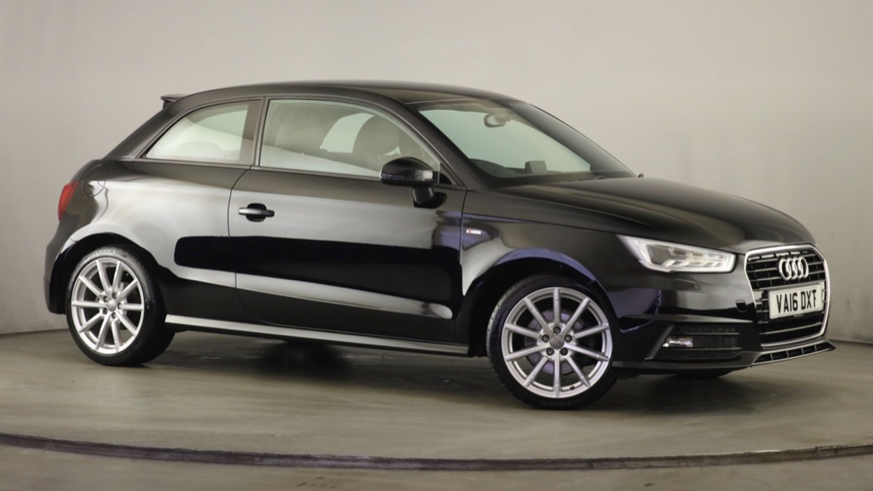 Used Audi A1 Hatchback 1.4 TFSI S line (s/s) 3dr