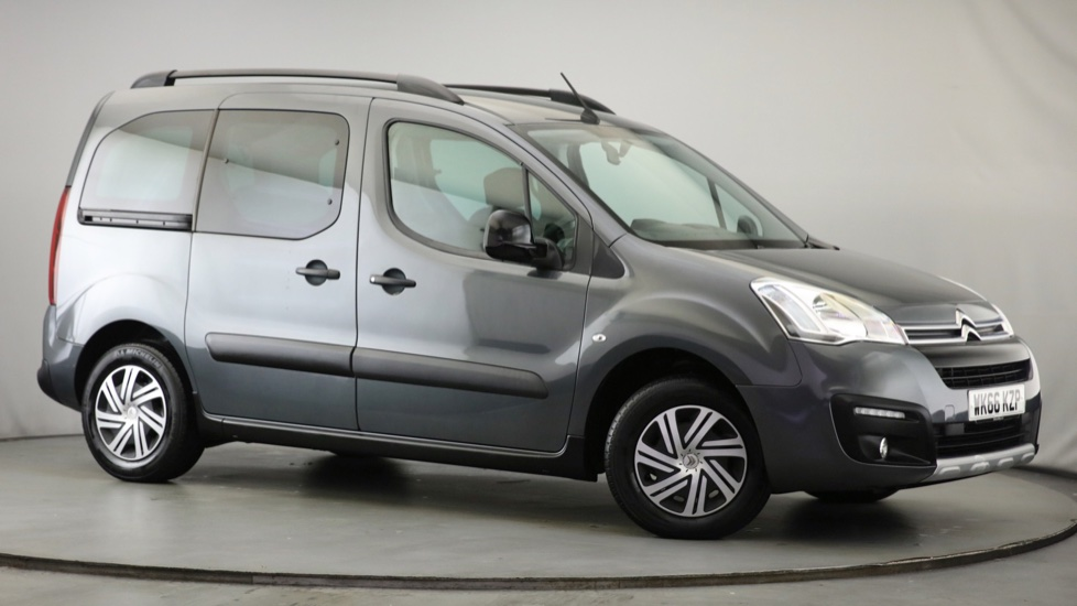 Used Citroen Berlingo MPV 1.6 BlueHDi XTR Multispace ETG6 (s/s) 5dr